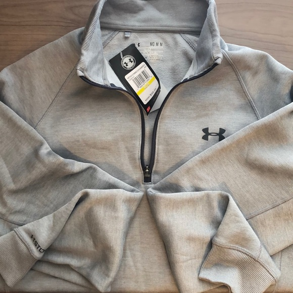 Under Armour Other - Gray men's Under Armour coldgear pullover